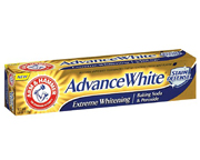 ARM & HAMMER ADVANCE WHITE PASTA DENTAL EXTREME WHITE 121GR MINT